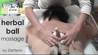 Herbal Ball Body Massage - by Elefteria