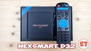 NEXSMART D32 - сверхдешевый TV BOX на Android 5.1.1