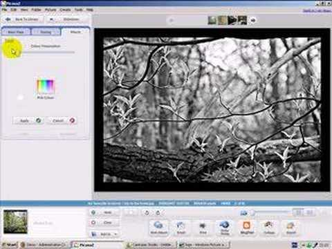 UGM and Picasa Tutorial for Joomla