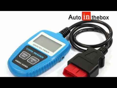 Quicklynks T59 Mini OBDII Code Scanner diagnostic tool Multilanguage Reader