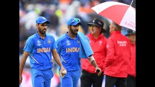 World Cup 2019: India-New Zealand semi final pushed to reserve day