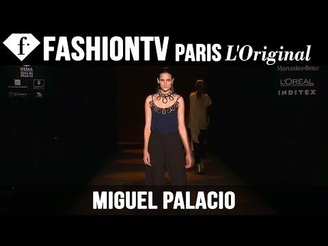 Miguel Palacio Spring summer 2015   Mercedes-benz Fashion Week Madrid   Fashiontv video
