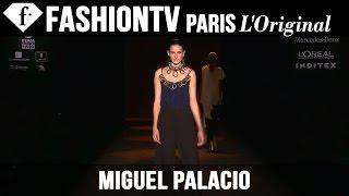Miguel Palacio Spring/Summer 2015 | Mercedes-Benz Fashion Week Madrid | FashionTV