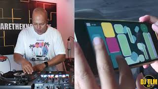 DJ TLM x 505 - FATHER AND SON COLLAB (using Reloop Elite + Serato + Phase + Playground)