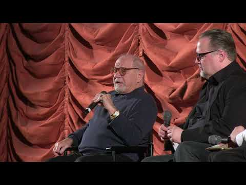 "CCFF 2018   Paul Schrader Q&A For ""FIRST REFORMED"" (CONTAINS SPOILERS!)"