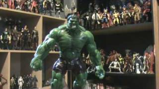 HULK Toy Collection