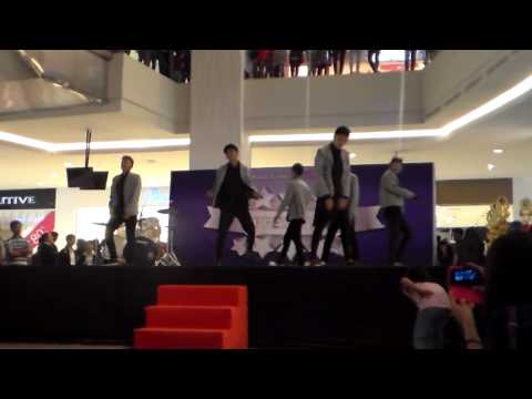 EXO - Dubstep Intro, Growl, Wolf Dance Cover (by Howler)