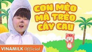 Con Mèo Mà Trèo Cây Cau - Bé Bảo An, Hồng Ân, Hoàng Bách, Ben Lee | Mầm Chồi Lá