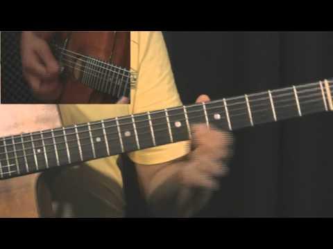 Lesson: Stochelo Teaches Gypsy Jazz Guitar Improvisation - G Minor Licks