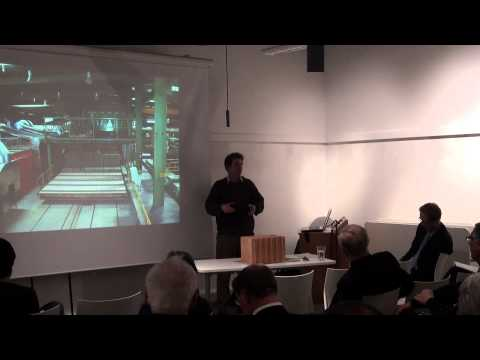 Pt 1: UCL-Energy seminar: Neil May 'How to Fail in Business'