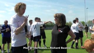 GB Deaf Football Finals (Short Version)