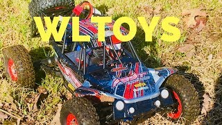 Wltoys Storm RC 4WD Desert Buggy Review