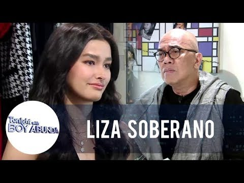 TWBA: Liza gets emotional talking about her brother