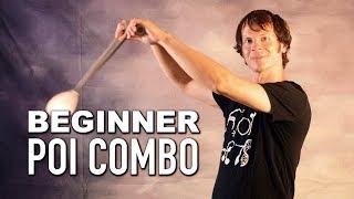 Beginner Poi Combo: Pendulum Edition