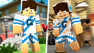 RICO VS POBRE ‹ Minecraft Machinima ›
