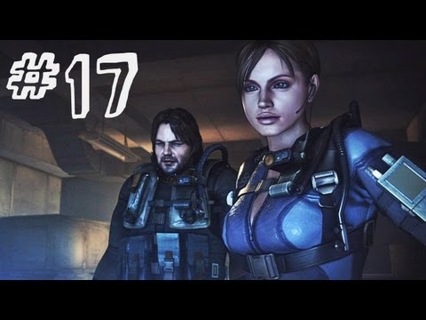 Resident Evil Revelations Gameplay Walkthrough Part 17 - The 4th Survivor - Campaign Episode 7