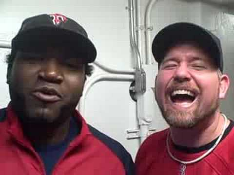 Sean Casey interviews David Ortiz Video