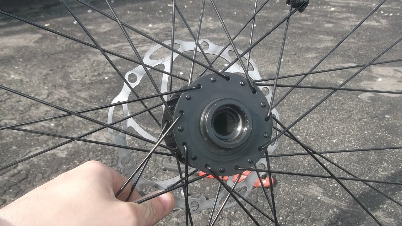 Ремонт велосипеда стингер своими руками заднее колесо 32