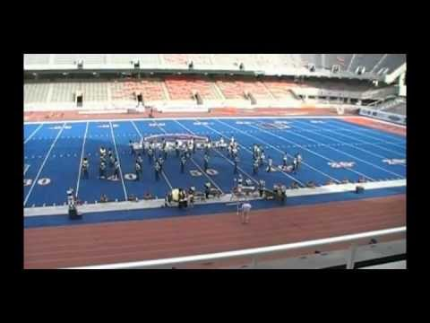 Nampa Skyview High School Marching Band 2011