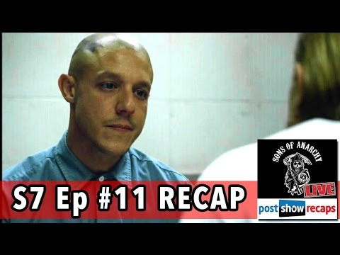 Sons of Anarchy Season 7, Episode 11 Review   Suits of Woe Recap