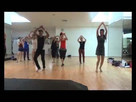 Mere Dholna (Full song) Choreographed by Master Nareen in Jun...