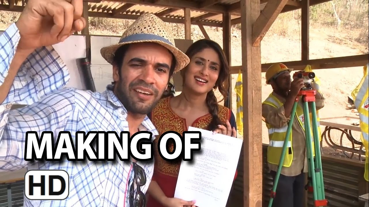 The Making of Gori Tere Pyaar Mein - Part 2 (2013) HD