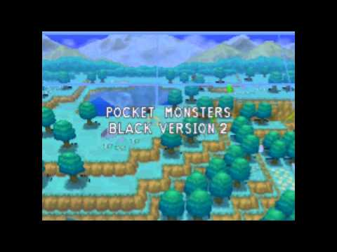 Let's Play Pokemon Black 2 Part 1 (Rom and emulator download)