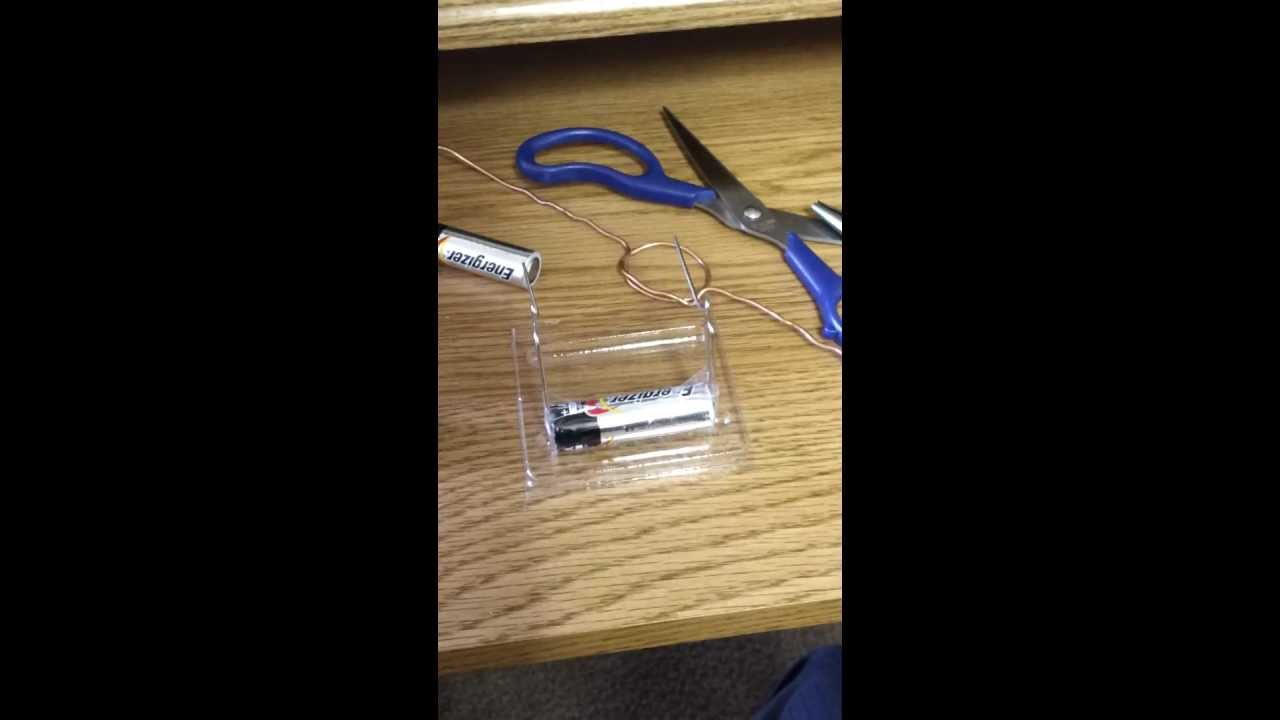 how to make a motor physics