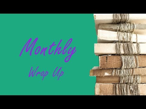 January Wrap Up || 2018 -11 book reviews *timestamps below*