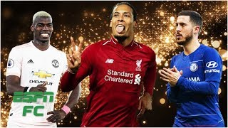 Ranking the Player of the Year candidates: Paul Pogba, Eden Hazard & more | Premier League