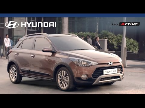 i20 Active - Live Active - Hyundai India Official TV Commercial 2015