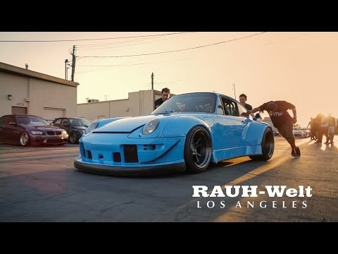 Porsche 911 RWB Build