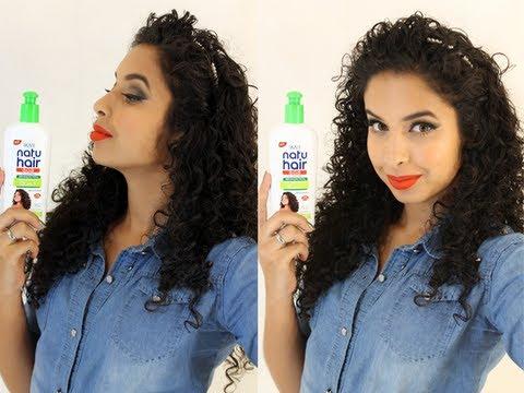 Review Creme  Natu Hair da Skafe