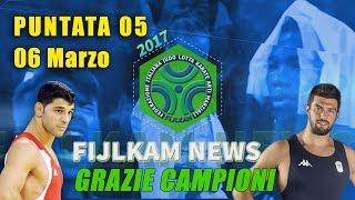 FIJLKAM NEWS 05 - Grazie Campioni