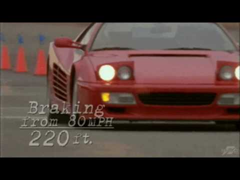 NFS Road&Track Ferrari 512 TR Video
