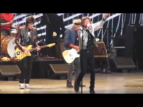 The Rolling Stones - Get Off Of My Cloud (at Honda Center 5/18/13)