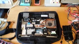 nTOOBE #22: Dell Precision M4500 (unboxing & semi teardown)