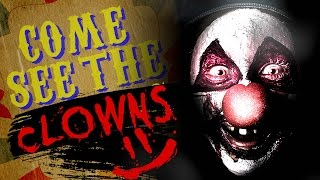 5 SCARIEST Cases of CREEPY CLOWNS | SERIOUSLY STRANGE #71