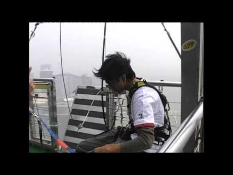World's Highest Bungy Jump! - Macau Tower