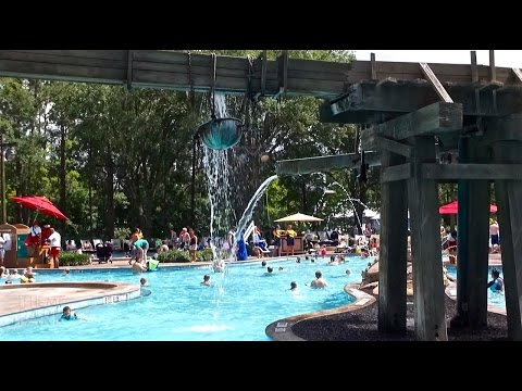 Disney's Port Orleans Riverside Resort 2015 Tour and Overview | Walt Disney World