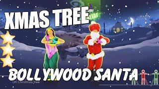 XMas Tree - Bollywood Santa   Just Dance 2015