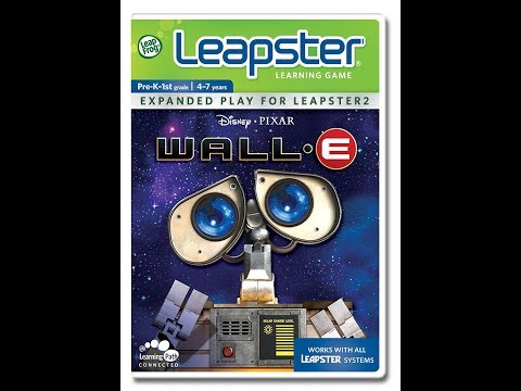 WALL•E Leapster Gameplay