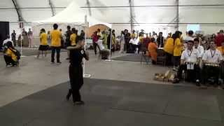 Tiger Claw 2014 - Pure Shaolin Kung Fu School Belmont 1st Place WHIP