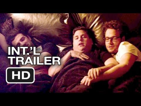 This Is the End Official International Trailer (2013) - James Franco Movie HD