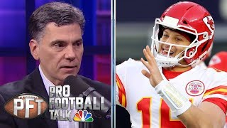New England Patriots offensive struggles continue in Chiefs loss | Pro Football Talk | NBC Sports