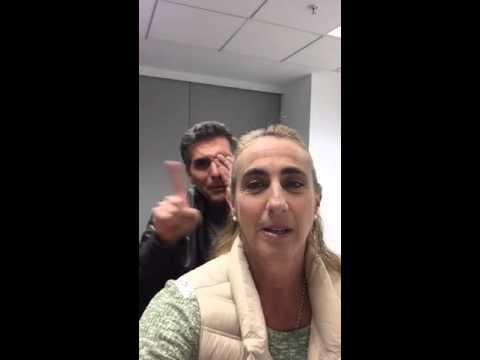 Natalia Málaga se encontró a Christian Meier y no creerás qué pasó