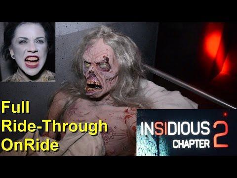 Halloween Horror Fest 2016 - Movie Park Germany - Insidious Chapter 2 Maze - Presserundgang