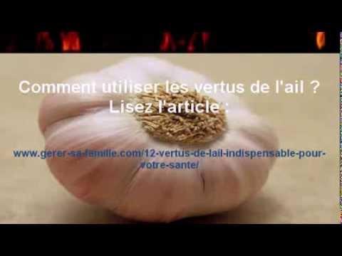 12 vertus de l'ail indispensable pour votre santé. thumbnail