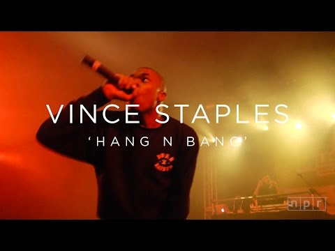 Vince Staples: 'Hang N Bang' SXSW 2016 | NPR MUSIC FRONT ROW