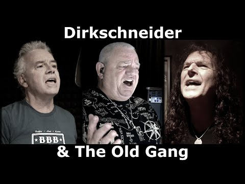 DIRKSCHNEIDER & THE OLD GANG - Where The Angels Fly (2020) // Official Music Video // AFM Records